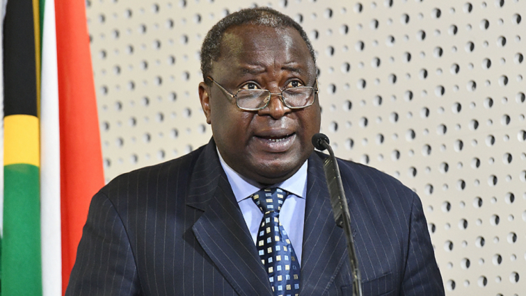 SABC News Tito Mboweni GovZA - Mboweni calls on law enforcement agencies to probe PPE tender irregularities