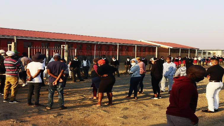 SABC News School reopening Twitter@Leko3 - Some hiccups in KwaZulu-Natal as schools reopen