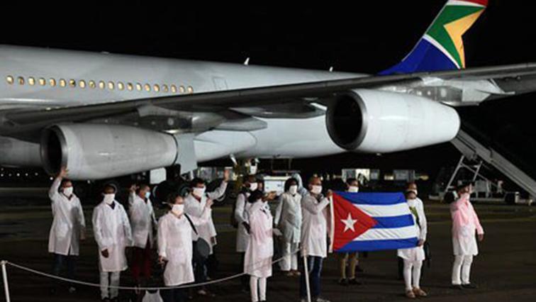 sabc news Cuban Doctors Health Department - 'SA needs Cuban health workers amid COVID-19'