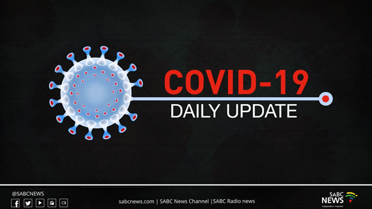 Coronavirus Your Daily Update Sabc News Breaking News Special Reports World Business Sport Coverage Of All South African Current Events Africa S News Leader
