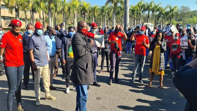 SABC News Nehawu Twitter @ cosatu - Cosatu march to go ahead as planned