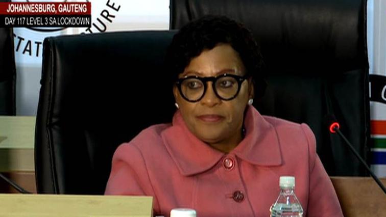 SABC News Nomvula P  - Mokonyane returns to hot seat at State Capture Inquiry on Monday