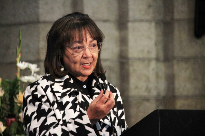 SABC News Patricia de Lille 2 866x577 - 62 projects identified for Public Works' Infrastructure Investment Plan