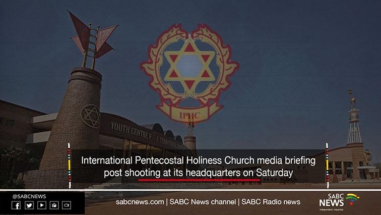 WhatsApp Image 2020 07 12 at 09.52.58 - LIVE: International Pentecostal Holiness Church media briefing