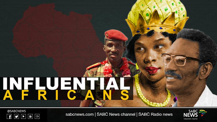 INFLUENTIAL AFRICANS 756 - Influential Africans, part 4 | Mapungubwe Kingdom