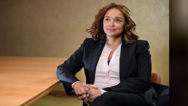 SABC NEWS Dos Santos R - Angola's beleaguered dos Santos steps down from Unitel