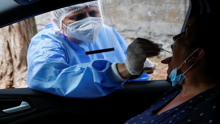 SABC News COVID 19 testing Reuters - National vaccine efforts need to fit global approach, says WHO