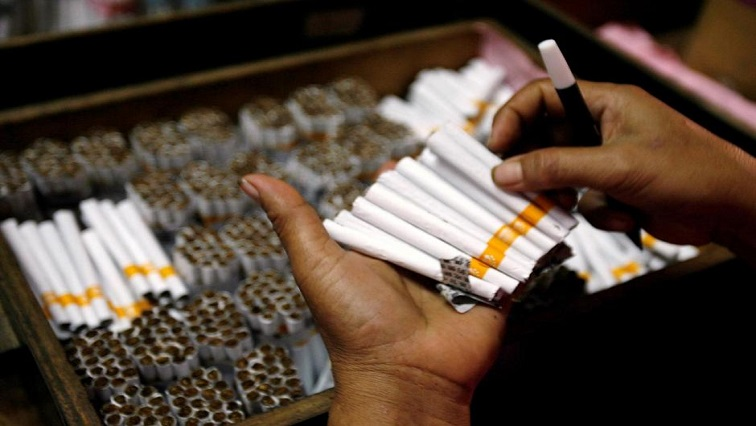 SABC News Cigarettes Reuters - Close to a million people in SA quit smoking after ban on tobacco products