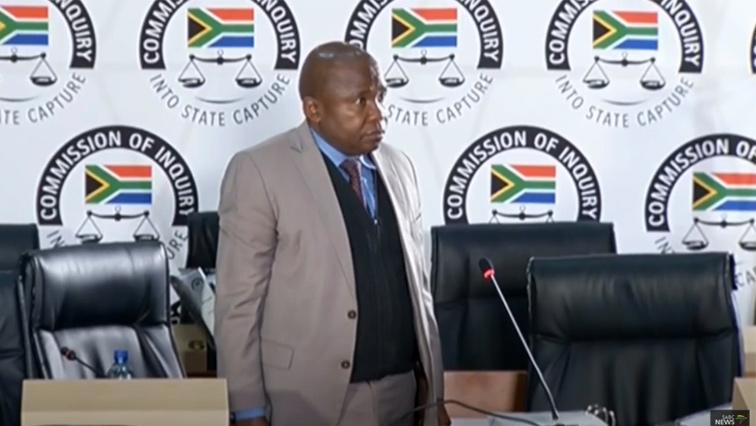 SABC News Des Van Royen P - Van Rooyen admits meeting Gupta family several times