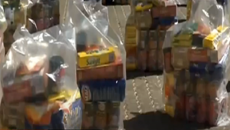 SABC News Food Parcel - NW Social Development MEC calls on organisations to donate food to alleviate poverty