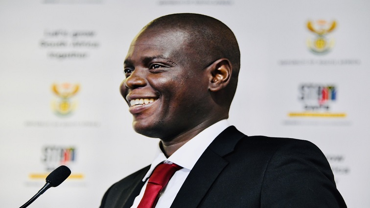 SABC News Minister Lamola @GovernmentZA - Cabinet calls for action against corruption in government