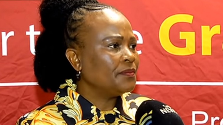 SABC News Mkhwebane - Mkhwebane hopes to help government root out corrupt individuals