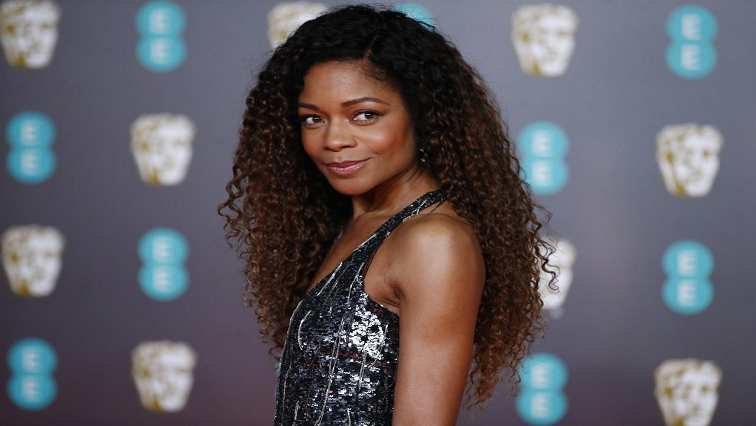 SABC News Naomie Harris R - Bond star Naomie Harris backs new Extinction Rebellion climate change film