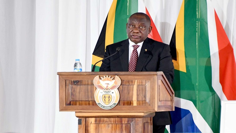 SABC News Pres Ramaphosa Nkadimeng funeral @PresidencyZA - South Africans loosing trust in politicians due to abuse of positions: Ramaphosa
