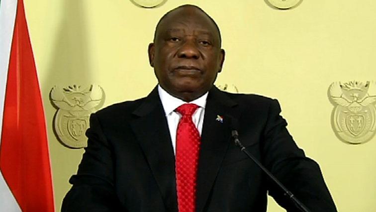SABC News President Cyril Ramaphosa - President Ramaphosa warns against second wave of COVID-19