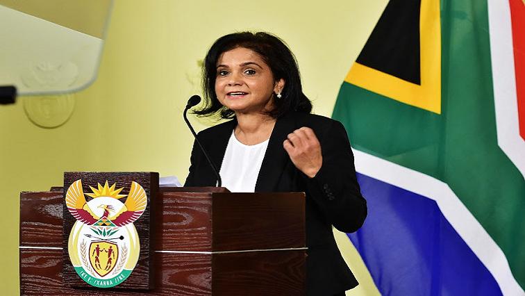 SABC News Shamila Batohi GCIS - EFF condemns German government donation to the NPA