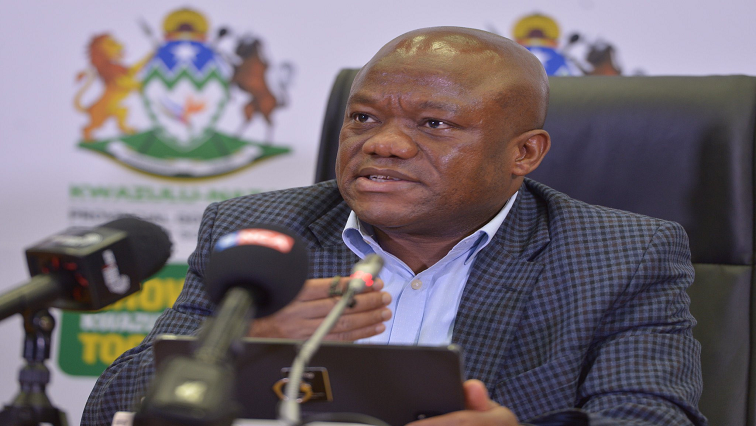 SABC News Sihle Zikalala Twitter @kzngov - 'Level 2 a stimulus package for economic recovery in KZN'
