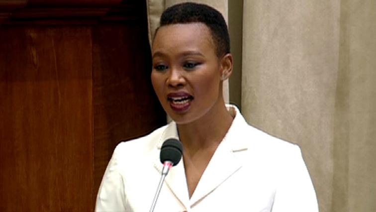 SABC News Stella Ndabeni Abrahams 2 - DA claims to have proof of why Ndabeni-Abrahams should be fired
