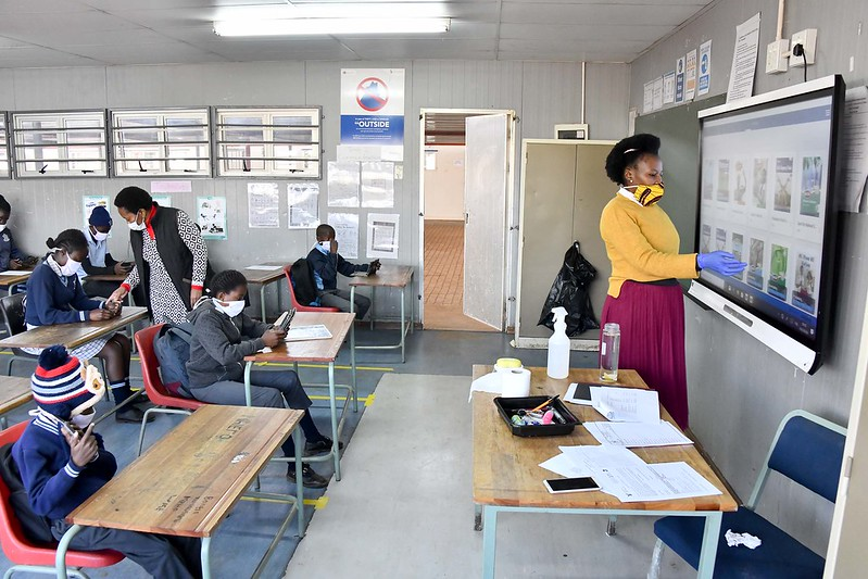 SABC News Thembisa School GCIS 2020 - Listicle: Reasons why parents can choose not to send a learner to school