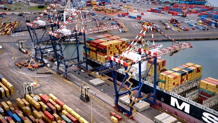 SABC News Transnet Port DBN - Transnet calls on businesses to give early warning of possible interruptions at ports