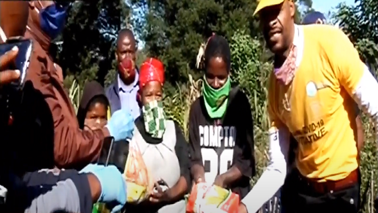 SABC News food relief EC - Food relief in Eastern Cape villages remains a challenge