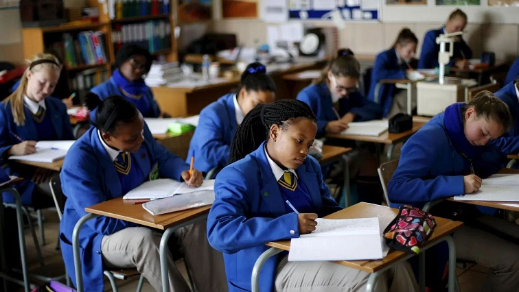SABC News school kids Reuters 1 - Gauteng Education expecting 1.5 million learners back in class on Monday