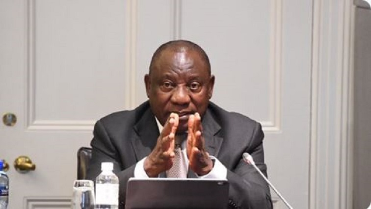 SABC News PresRam Twitter@PresidencyZA 1 - Tensions rise in ANC NEC meeting as Ramaphosa stands against corruption