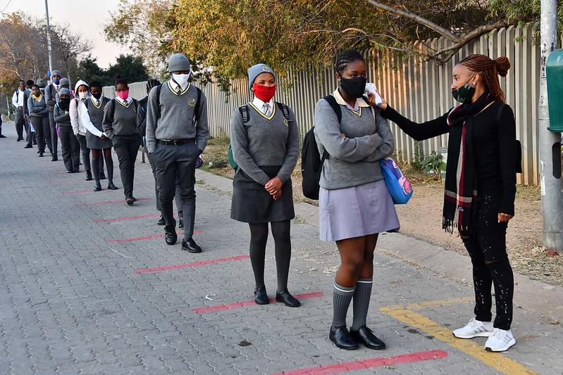 SABCNews School Alex GCIS 2020 - Nelson Mandela Bay farm schools overwhelmed by return of learners