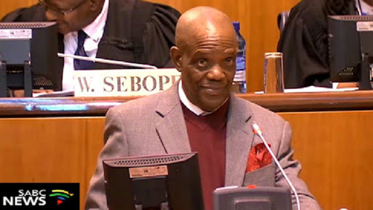 SABC News Job Mokgoro - North West Premier given 72 hours to reinstate Denel apprenticeship