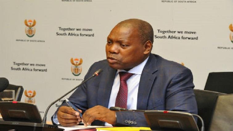 SABC News Zweli Mkhize 1 - South Africa is over its coronavirus peak: Mkhize