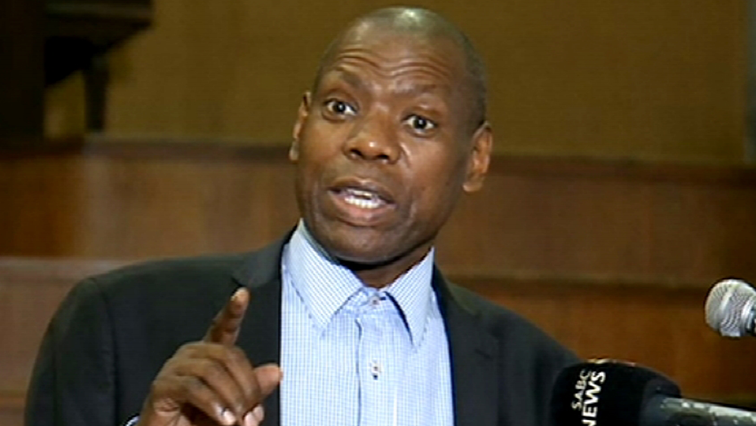 SABC News Zweli Mkhize - SA experiencing second wave of coronavirus pandemic with 6 709 new cases recorded
