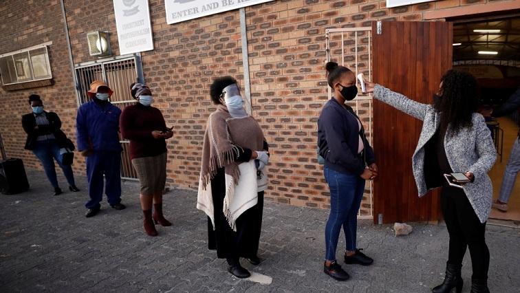 Social distancing REUTERS - SA COVID-19 second surge most likely inevitable: Prof Karim