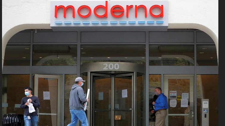 modern 2 - Moderna says more than 40% of participants enrolled for COVID-19 vaccine trial