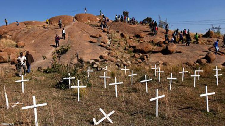 sabc news Marikana R - Lockdown restriction prevents women's group from entering Marikana massacre site