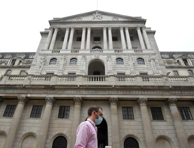 BOE 1 - Bank of England gears up for next stimulus push