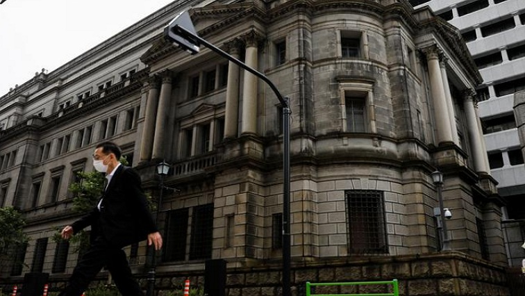 BOJ 2 - BOJ holds fire, offers brighter view of economy as pandemic impact eases