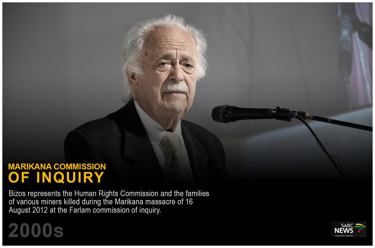 Bizos1 - George Bizos | Human Rights icon's most celebrated moments