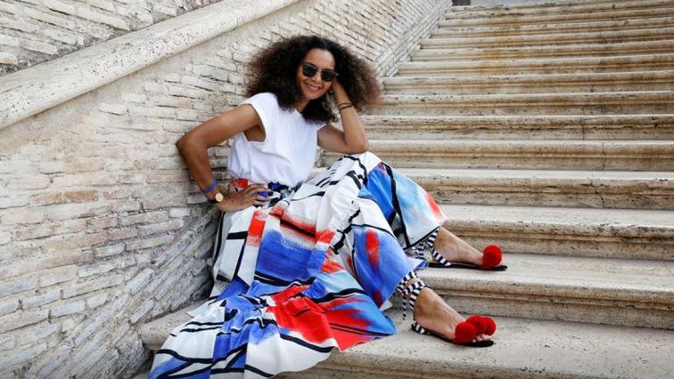 Fashion reuters - Black designers celebrated at Milan fashion week