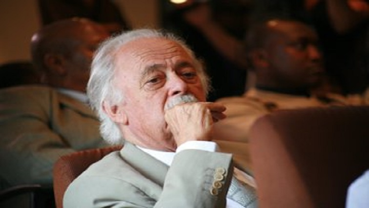 George Bizos Nelson Mandela Foundation - SA belongs to all who live in it: Bizos