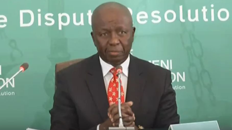 Justice Dikgang Moseneke P - Moseneke says there's a need to settle land reform effectively