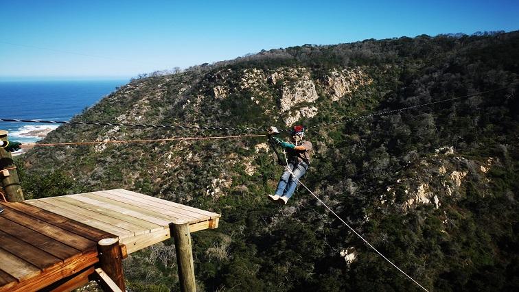Knysna Ziplines knysnaziplines.co .za  - New Knysna zipline set to boost Southern Cape tourism