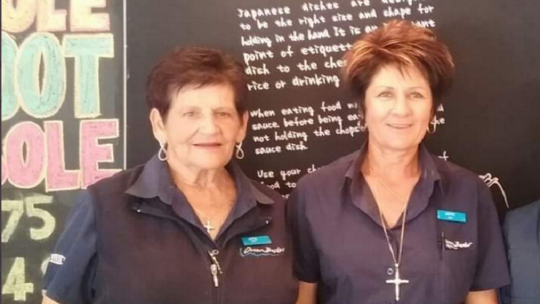 Lizette and Hettie Twitter@DerLydia - Manhunt launched after Limpopo business woman's murder