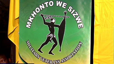 MKMVA 1 - MKMVA accuses ANC of failing in its duty to effectively run the country