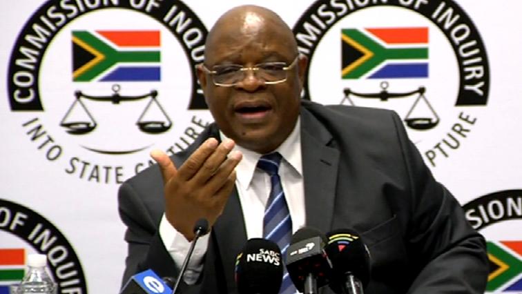 Raymond Zondo SABC News - Justice Zondo expresses concern over alleged Eskom Board interference