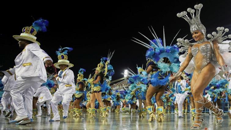 SABC NEWS BRAZIL SAMBA R - Rio de Janeiro samba schools delay 2021 Carnival parade over coronavirus