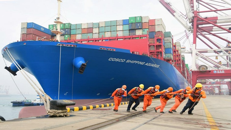 SABC NEWS CHINA ECONOMY R - China needs to step up global financial integration: FX regulator