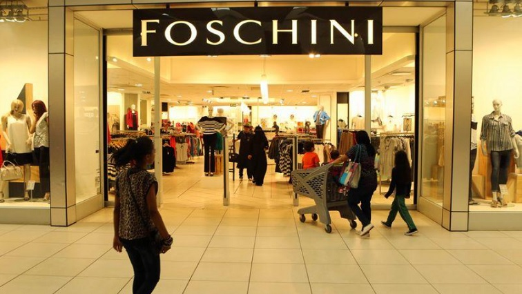SABC NEWS Foschini R - Foschini Group sees H1 profit falling 20%, shares down