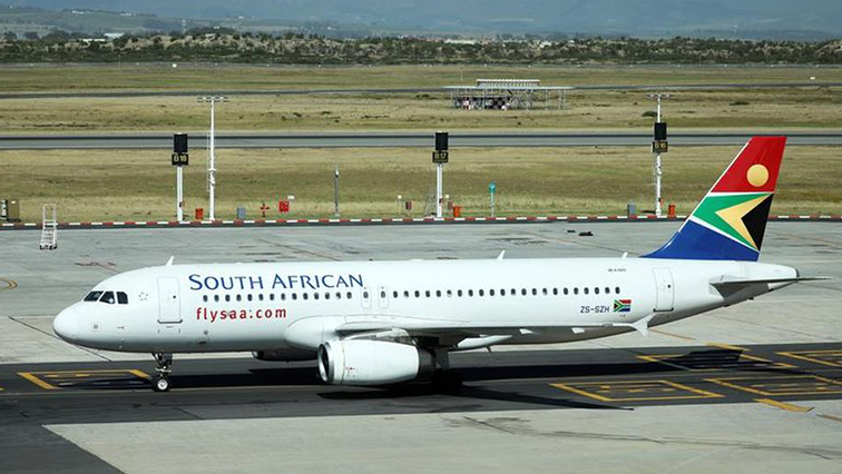 SABC NEWS SAA R 1 1 - Mbalula calls on aviation sector to ensure safety regulations are adhered to