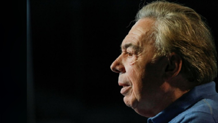 SABC NEWS THEATRES R - Lloyd Webber urges UK to set date for theatres to open at full capacity