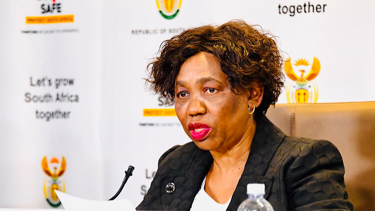 SABC News Angie Motshekga GCIS - Motshekga says pass one, pass all rule will not apply for learners